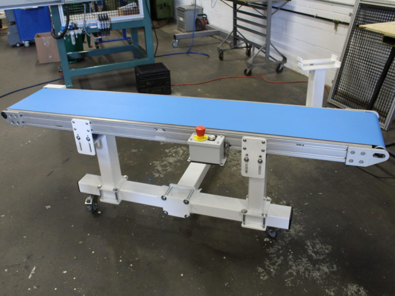 Conveyor 1 x 6 foot 1